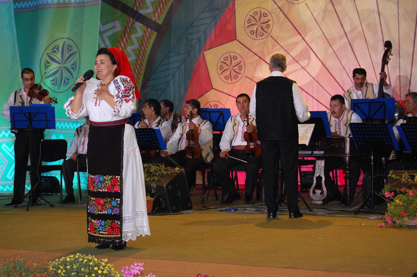 Recital - Ana Ilca Muresan