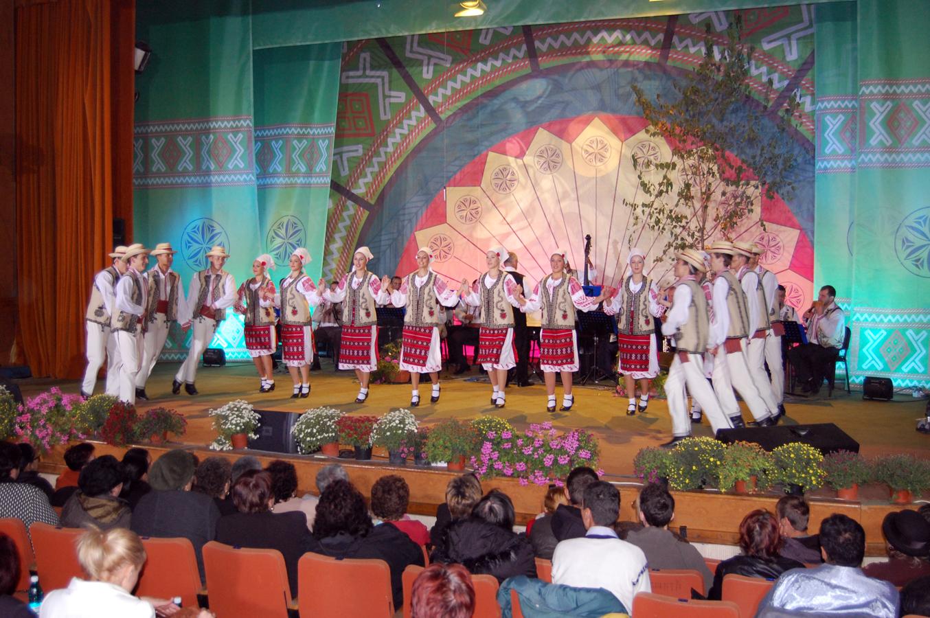 Recital - Ansamblul Doina Baraganului