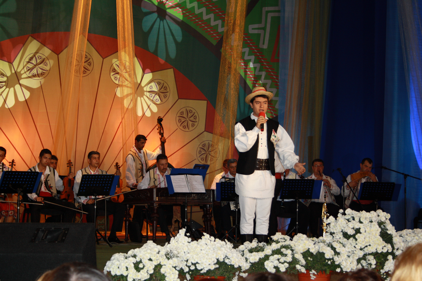 Daniel Pop - castigatorul editiei 2010 - recital