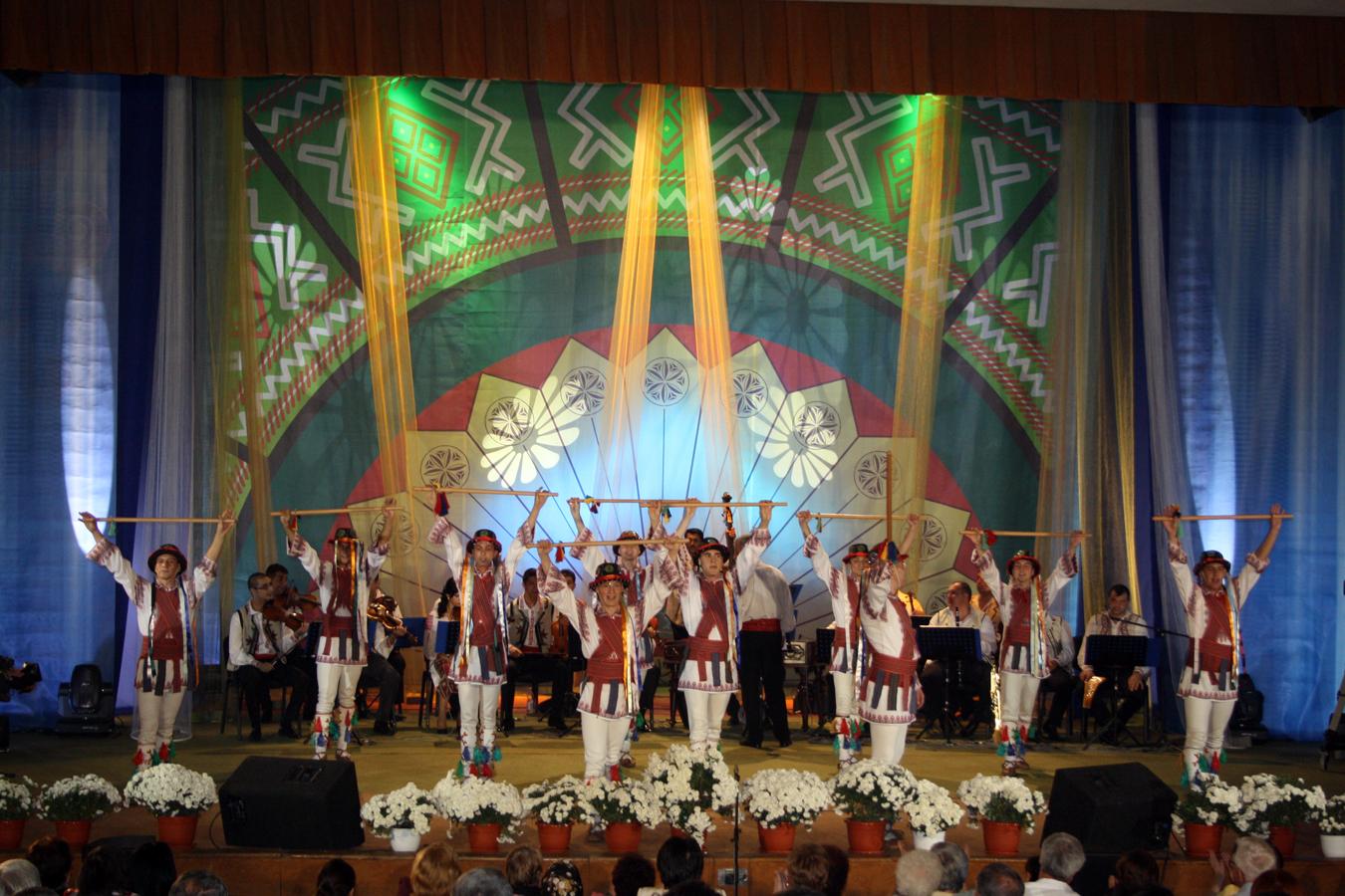 Ansamblul folcloric \'\'Doina Baraganului\'\' - recital