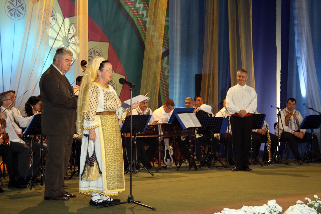 Presedintele juriului - prof. dr. Gheorghe Oprea