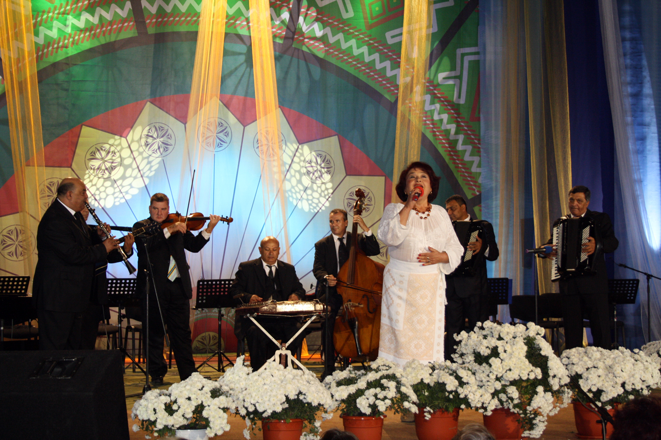 Tita Stefan si taraful \'\'Ion Albesteanu\'\' - recital