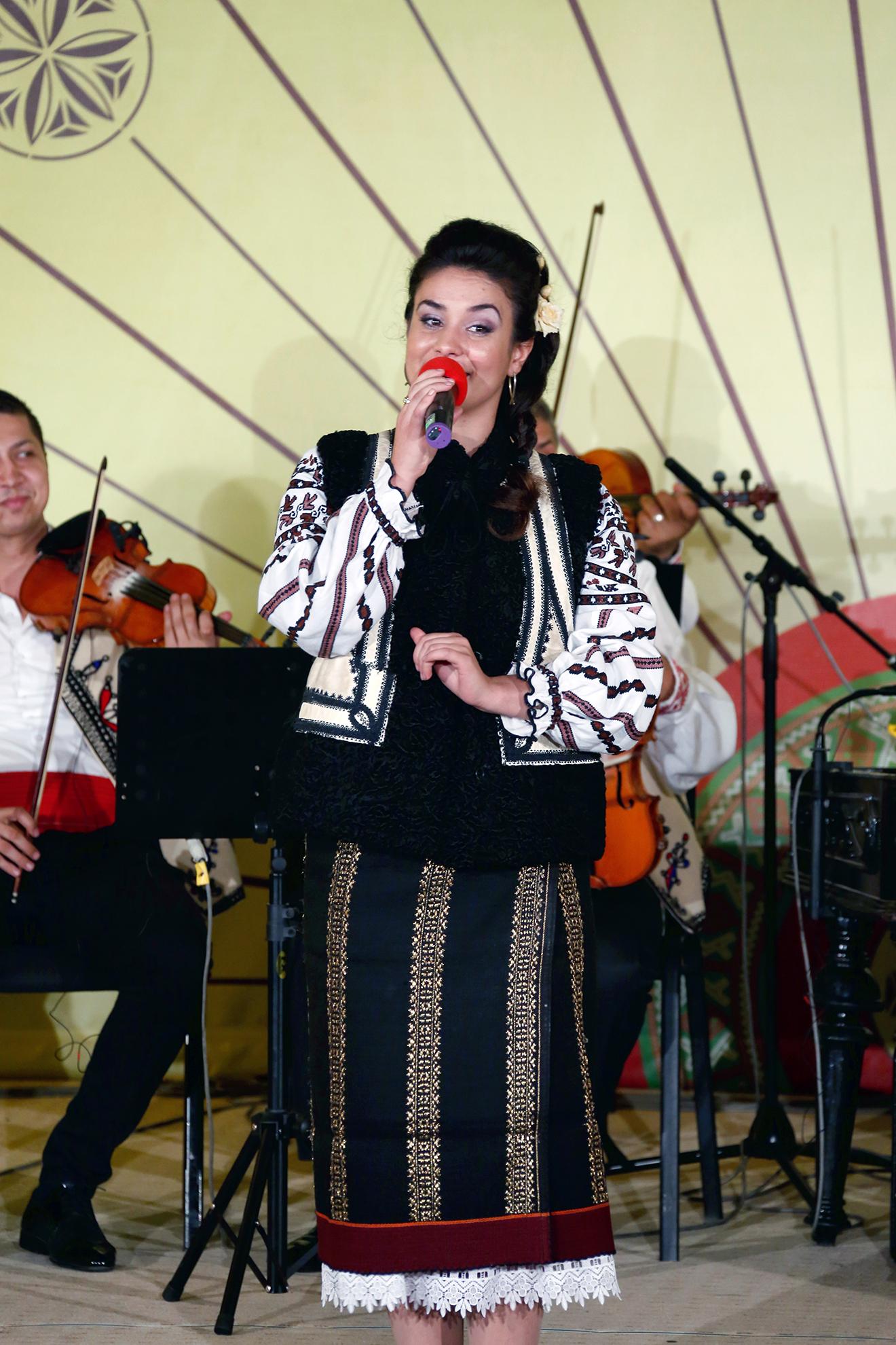 Mentiune -  Camelia Ursachi - Suceava