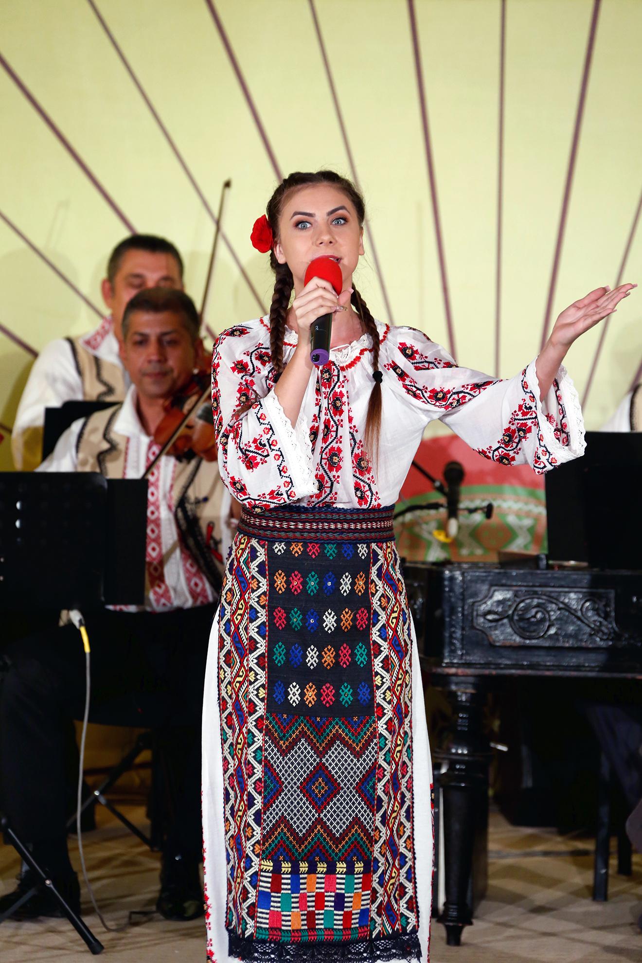 Mentiune - Laura Mariana Mocăniţă - Tulcea