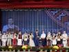 Decernarea trofeului festivalului de catre Victor Moraru -  presedintele Consiliului Judetean Ialomita
