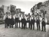 Cu ansamblul Poenita - Turcia - Efes - 1972