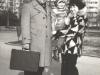 Cu sotia Tita Stefan si fiul Valentin - Bucuresti