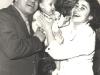 Cu sotia Tita Stefan si fiul Valentin